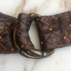 VGC Ladies J.Crew silk belt